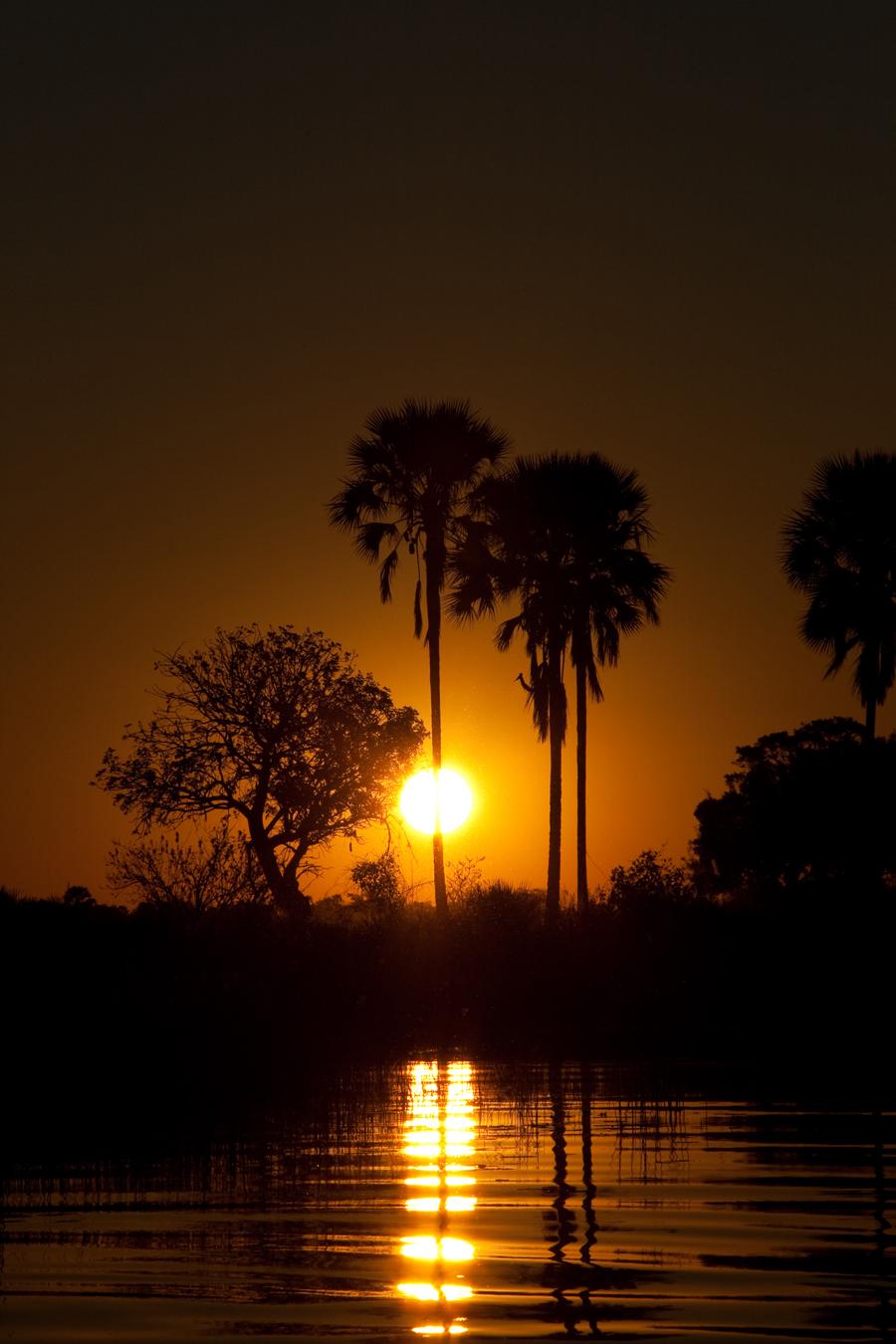 tramonto_botswana